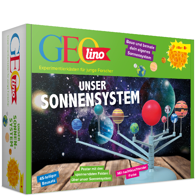 GEOlino Unser Sonnensystem