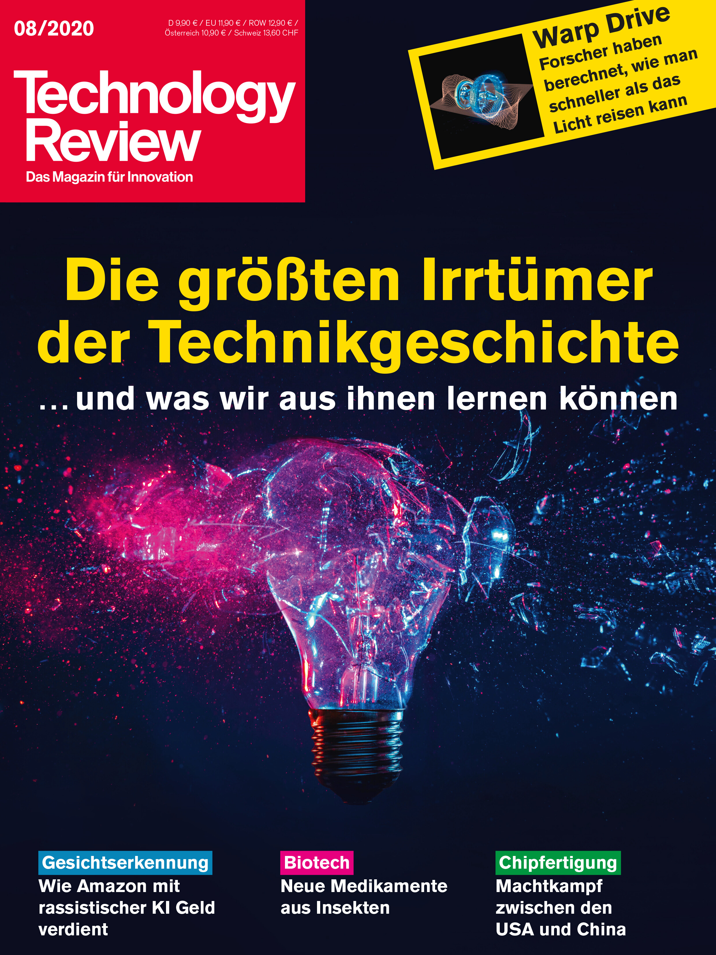 Technology Review 08/2020
