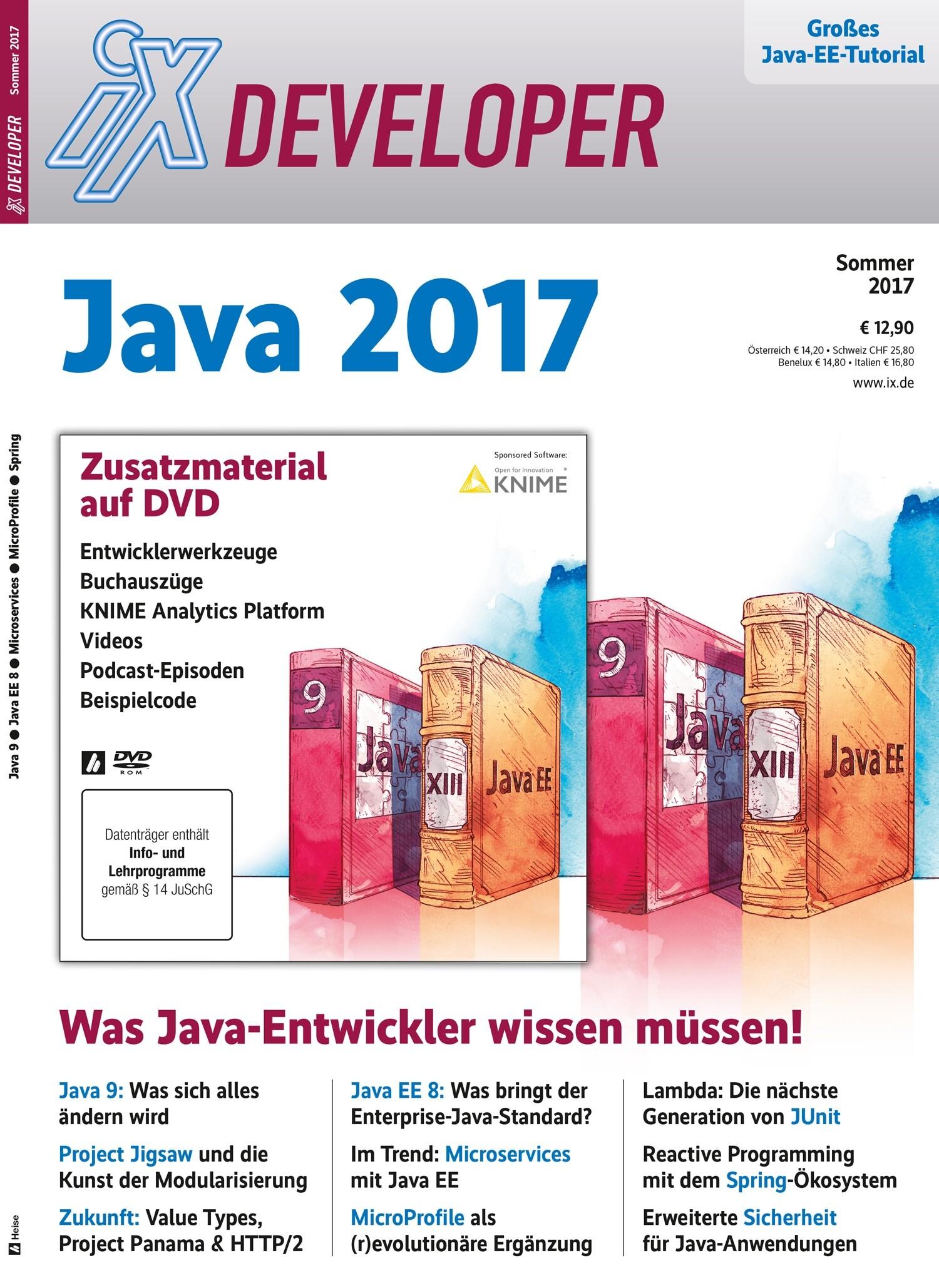 iX Developer Java