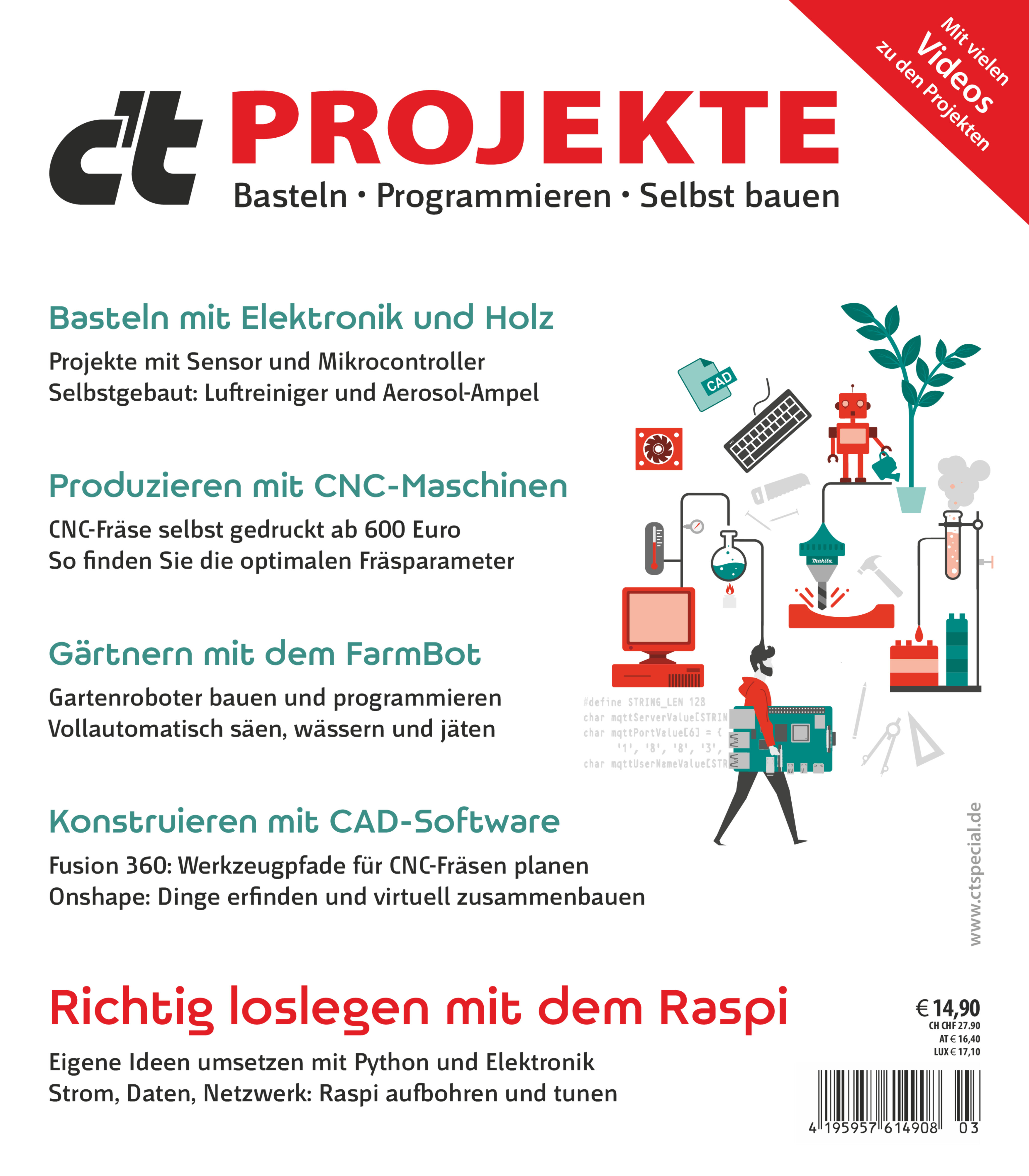 c't Projekte 2021