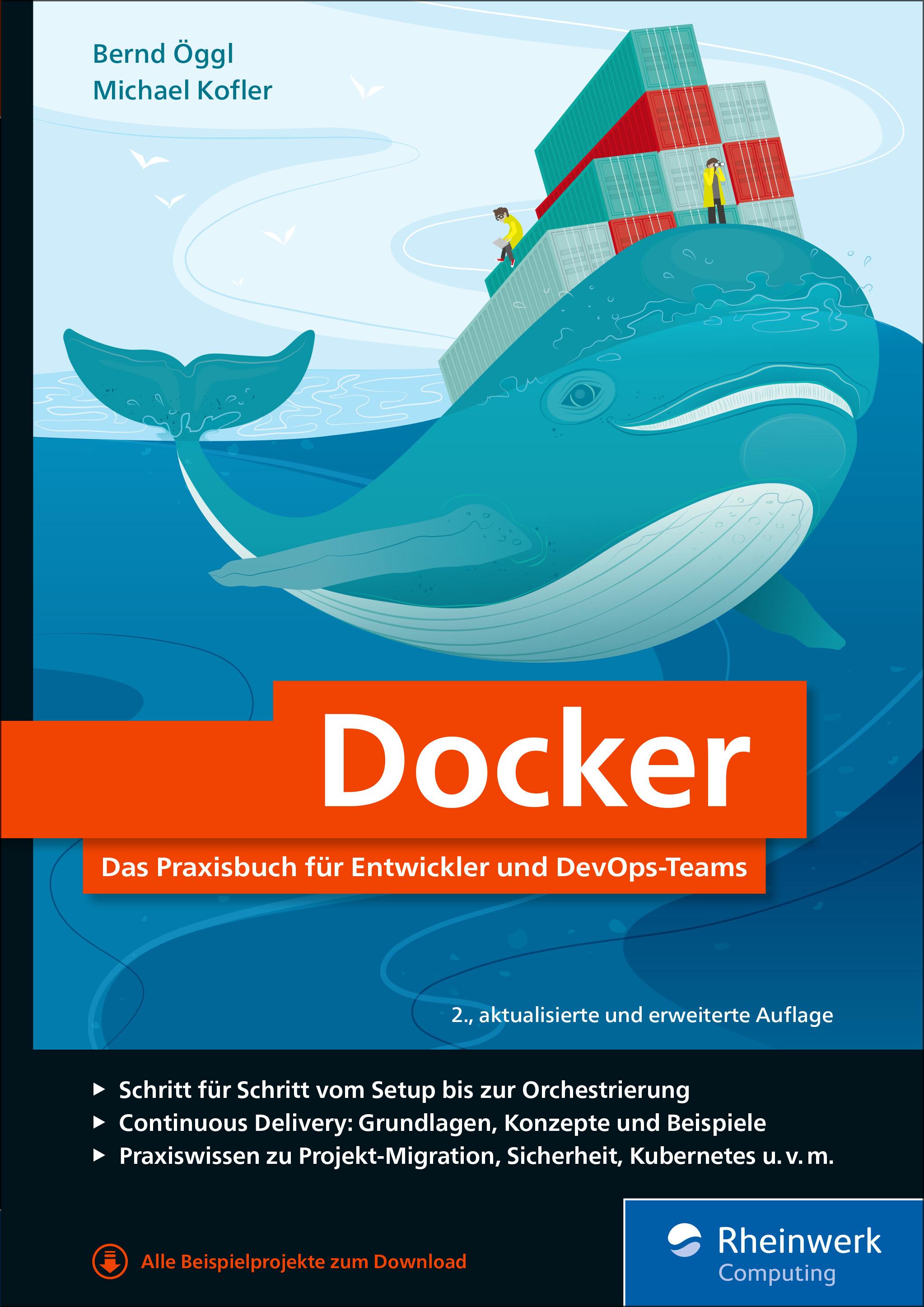 Docker (2. Auflg.)