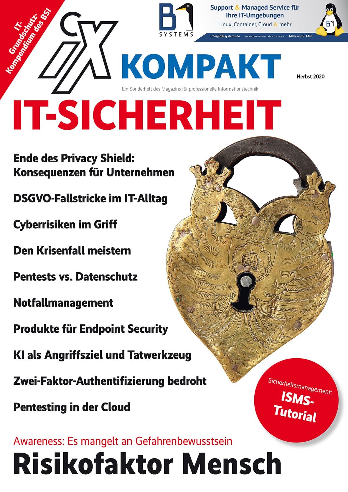 iX Kompakt IT-Sicherheit