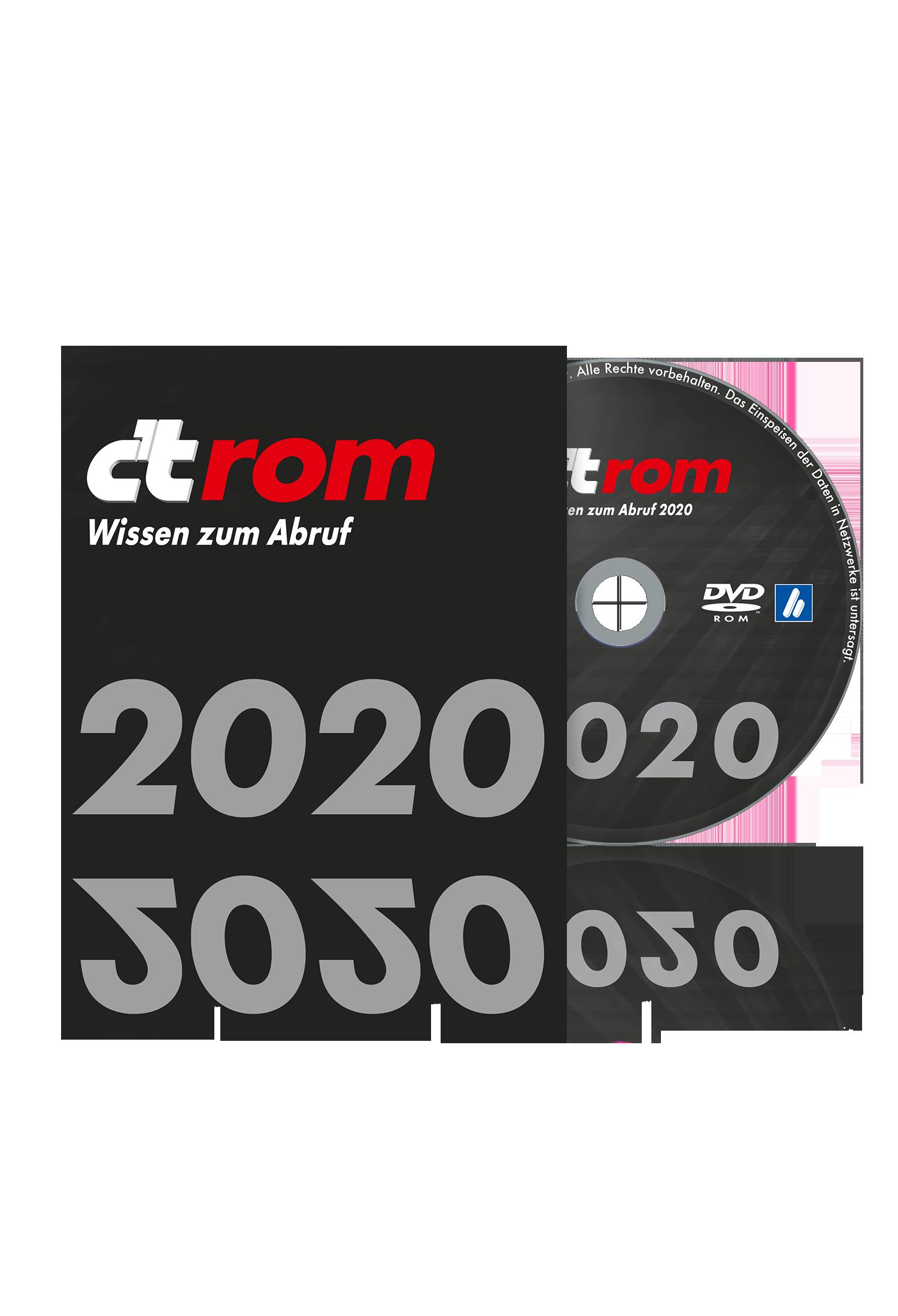 c'trom 2020 DVD