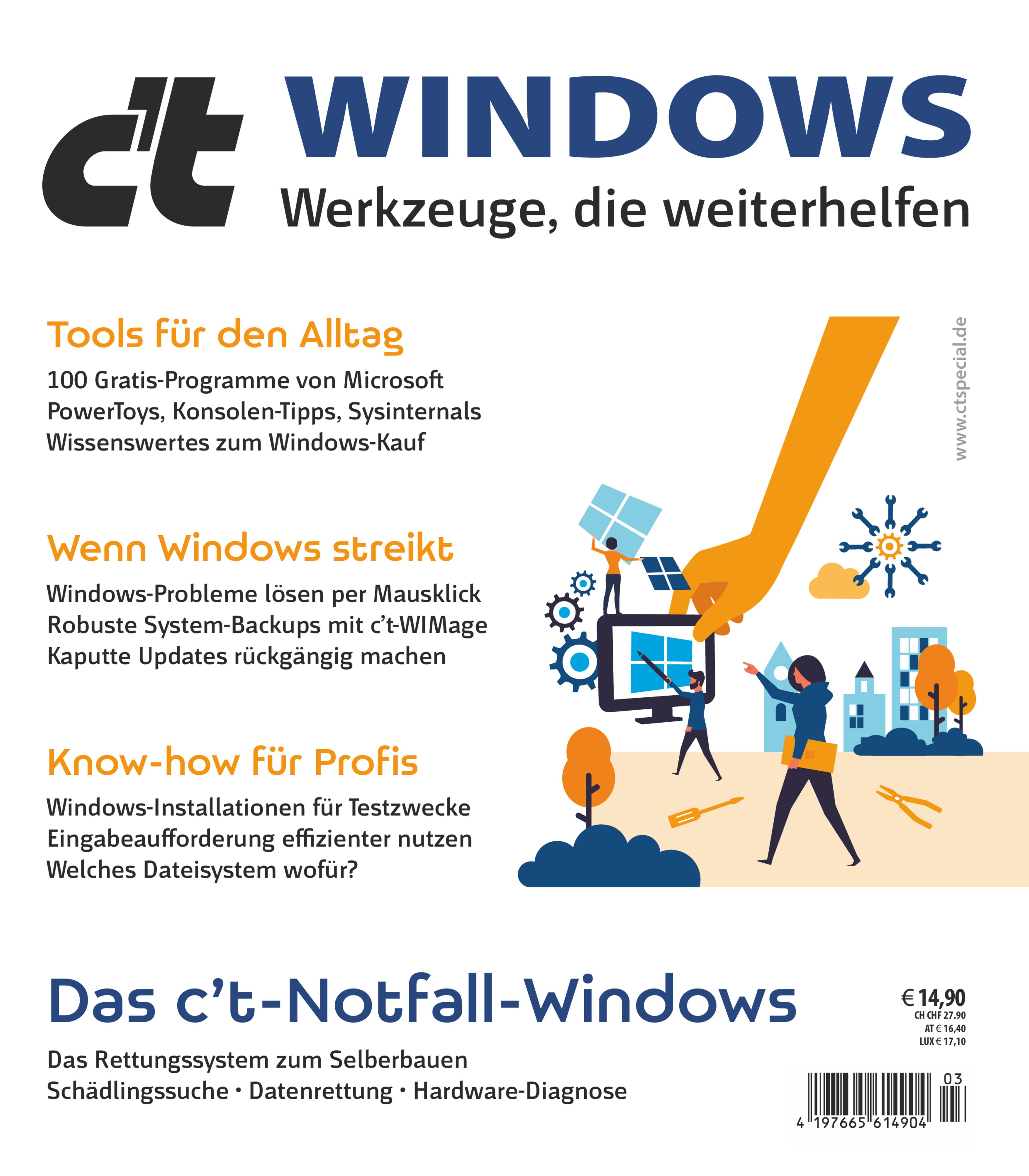 c't Windows 2021