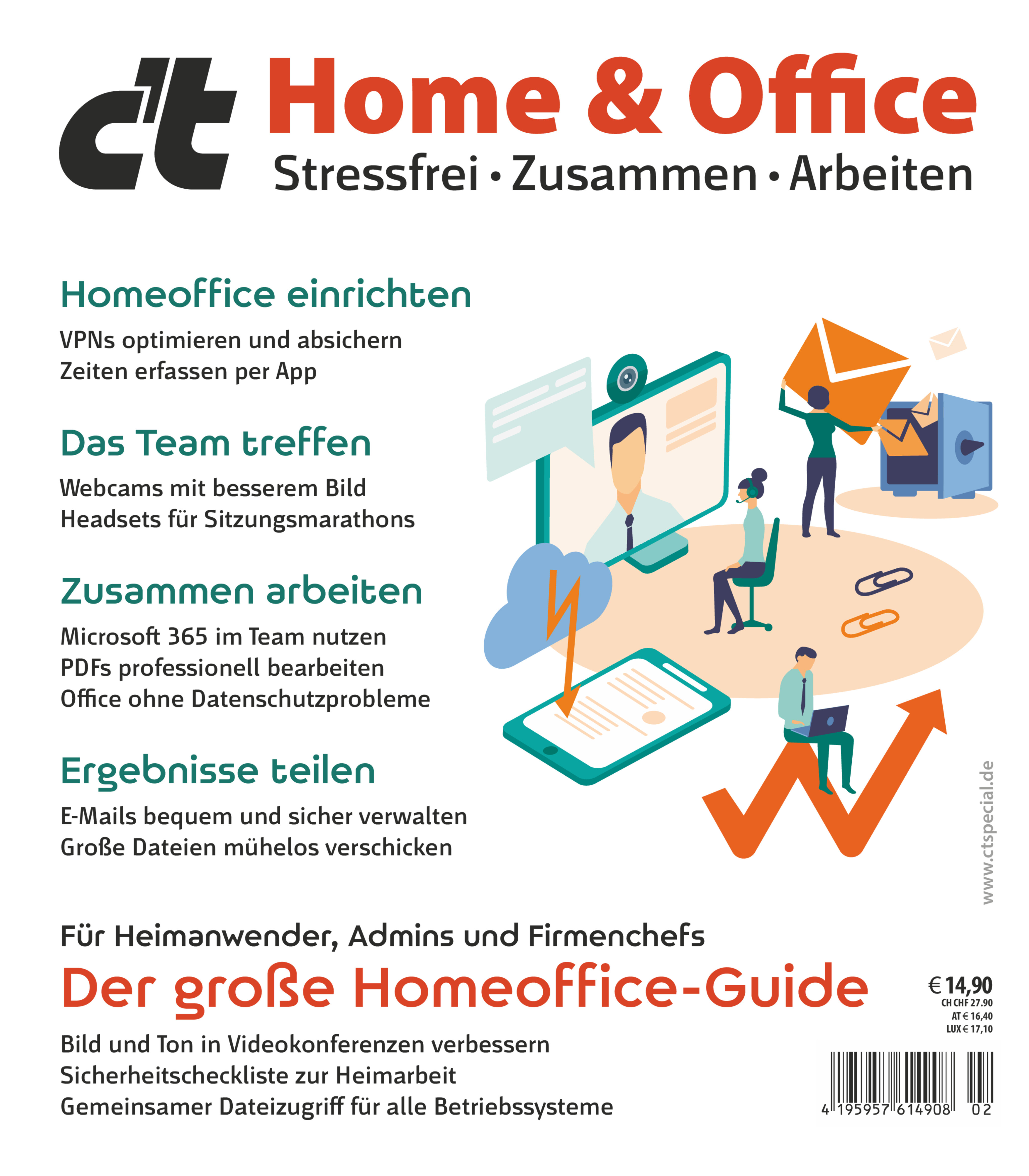 c't Home & Office 2021
