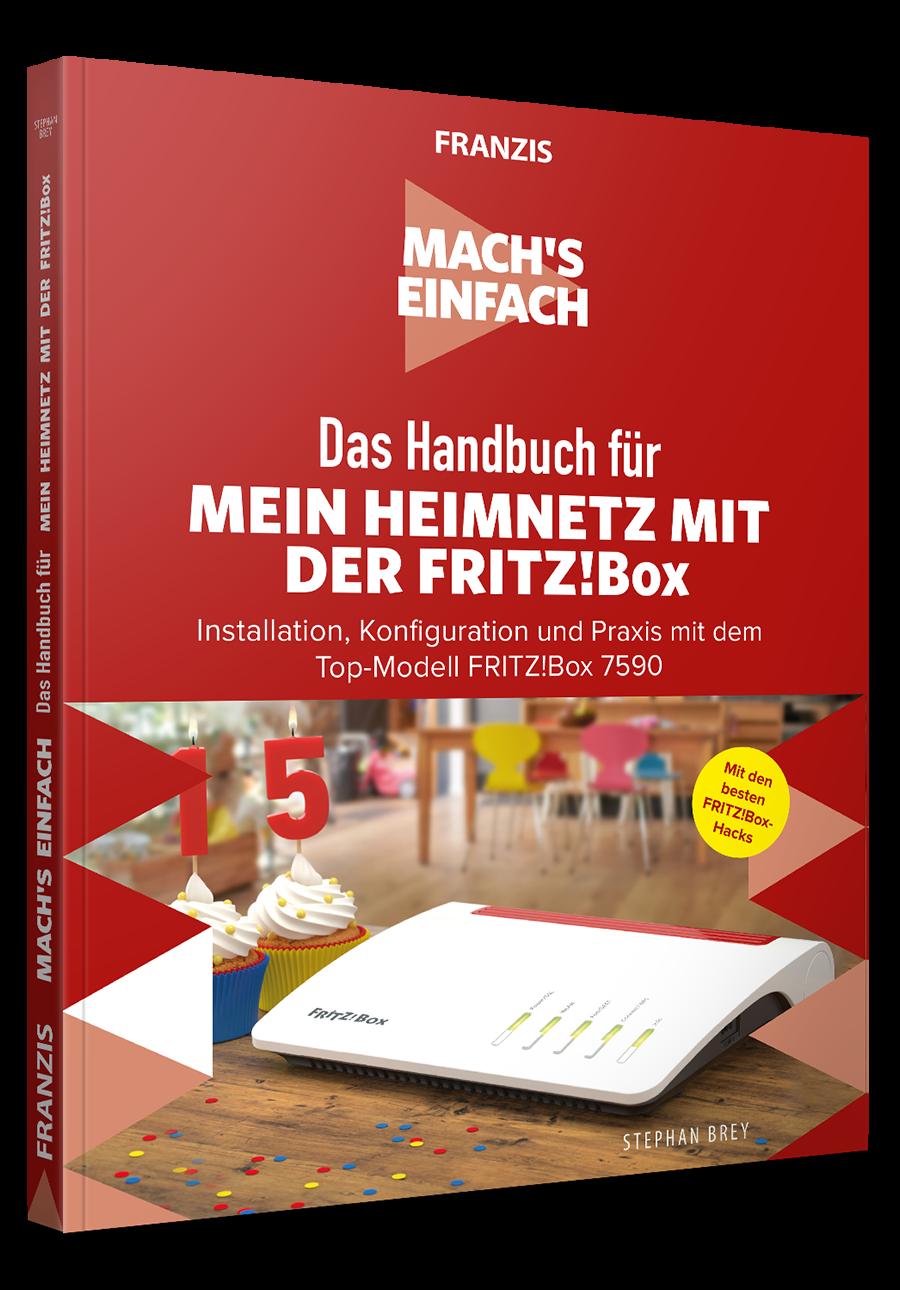 Das Handbuch für Mein Heimnetzwerk mit der FRITZ!Box