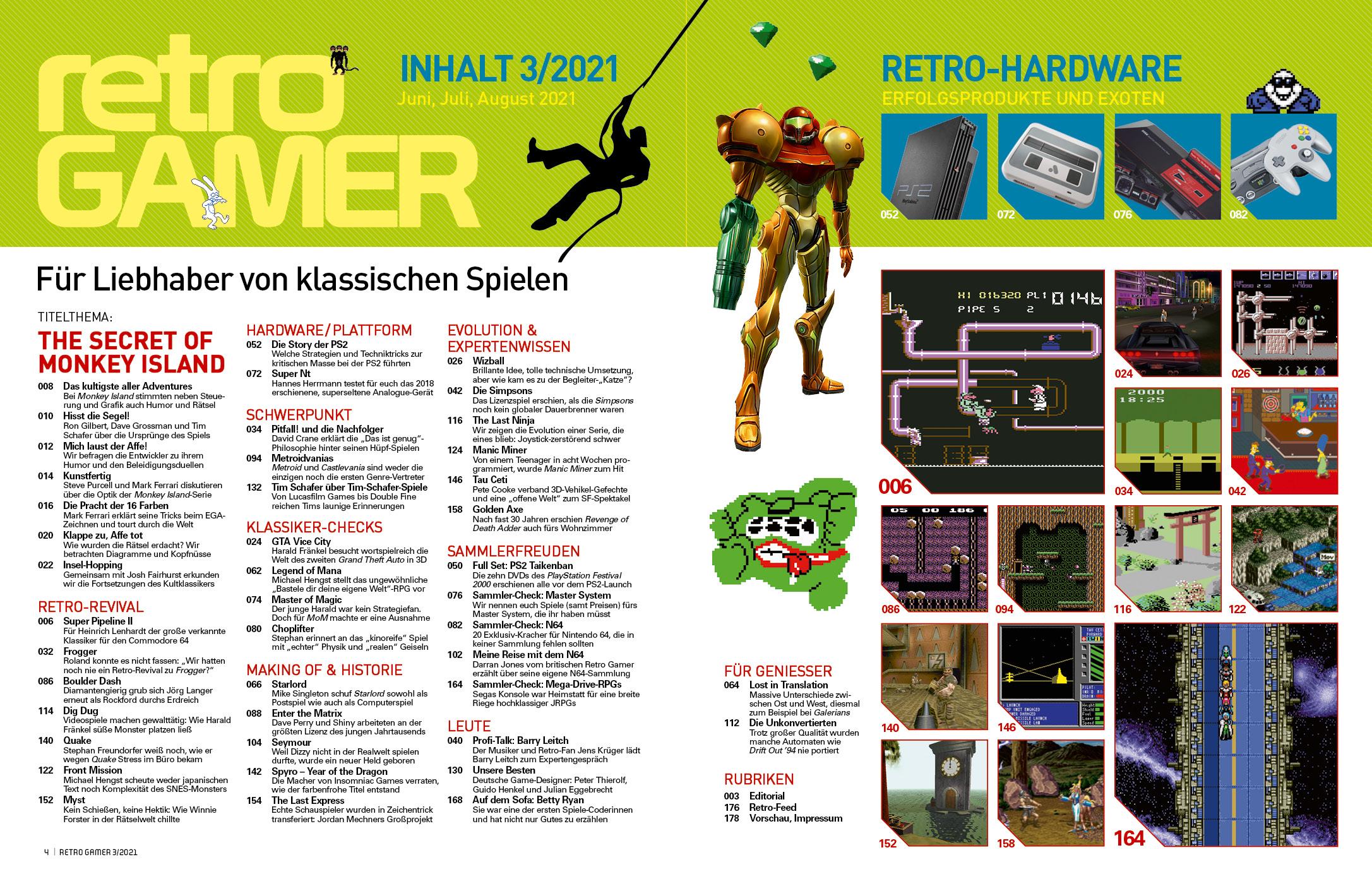 Retro Gamer 03/2021