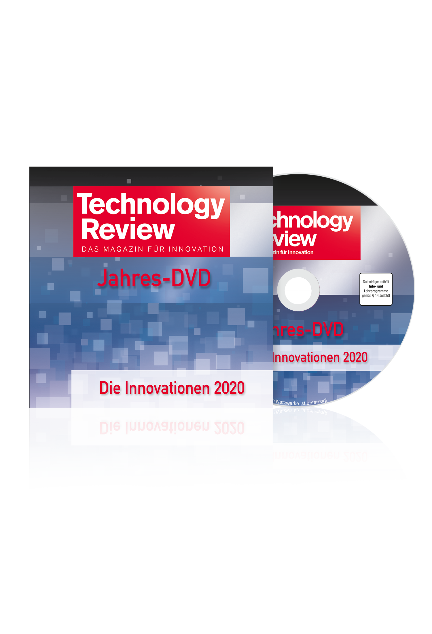 Technology Review DVD 2020
