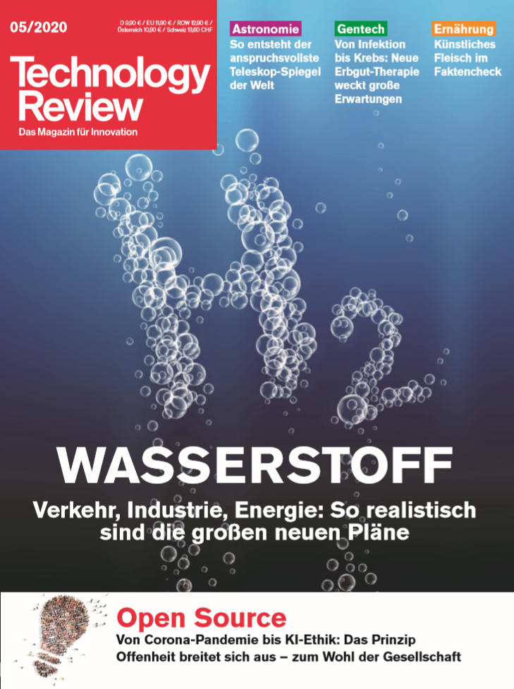 Technology Review 05/2020