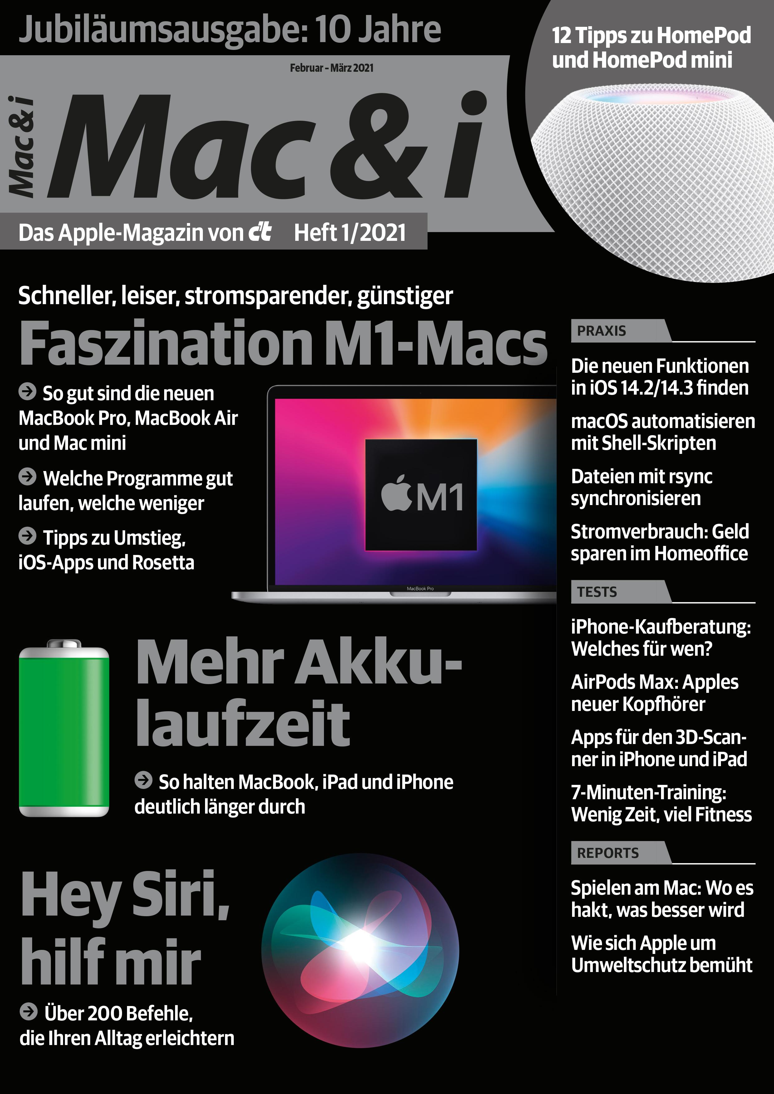 Mac & i 01/2021