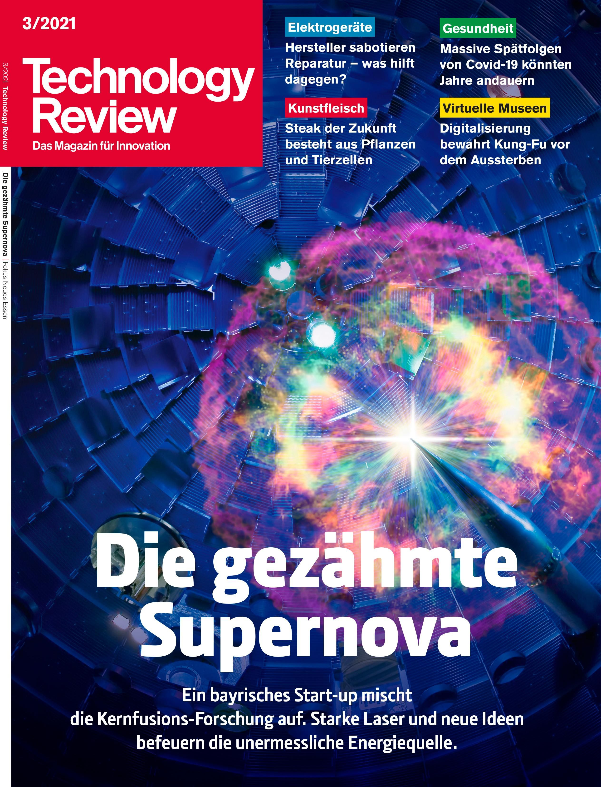 Technology Review 03/2021