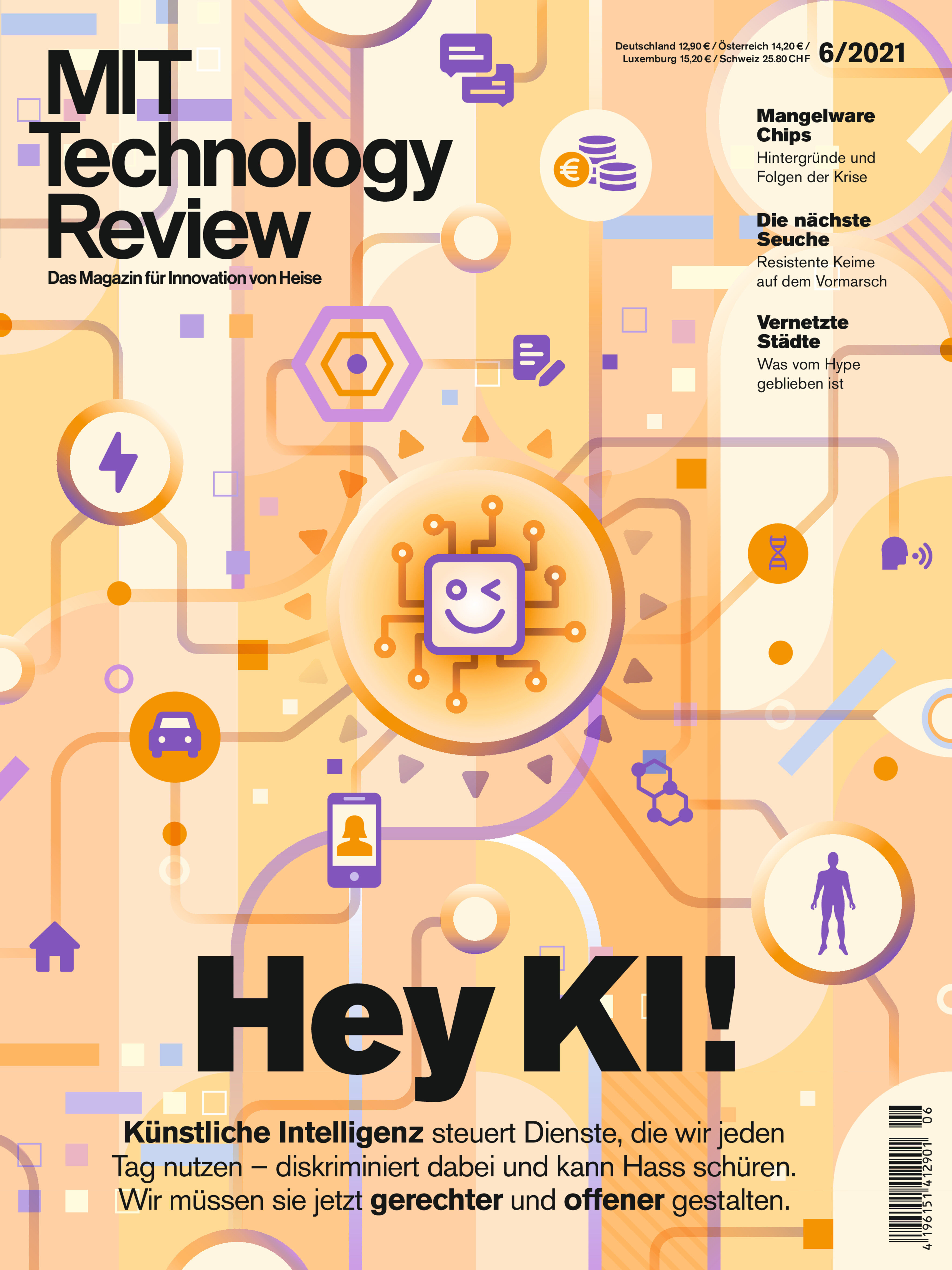 MIT Technology Review 06/2021