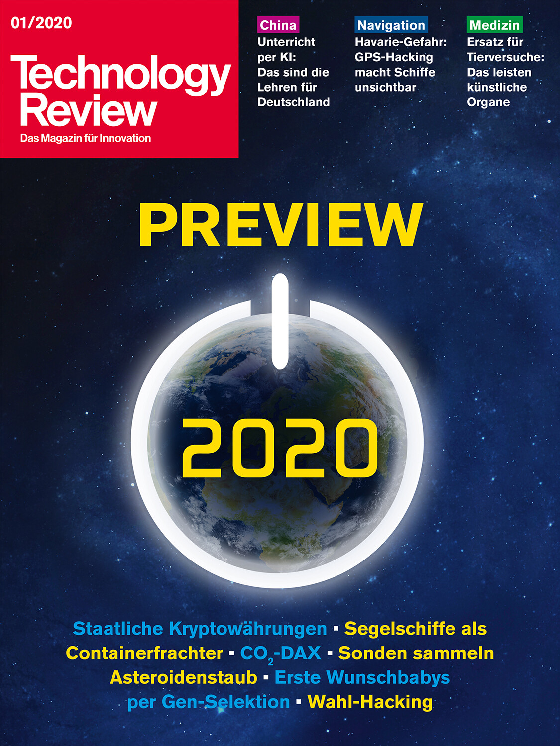 Technology Review 01/2020
