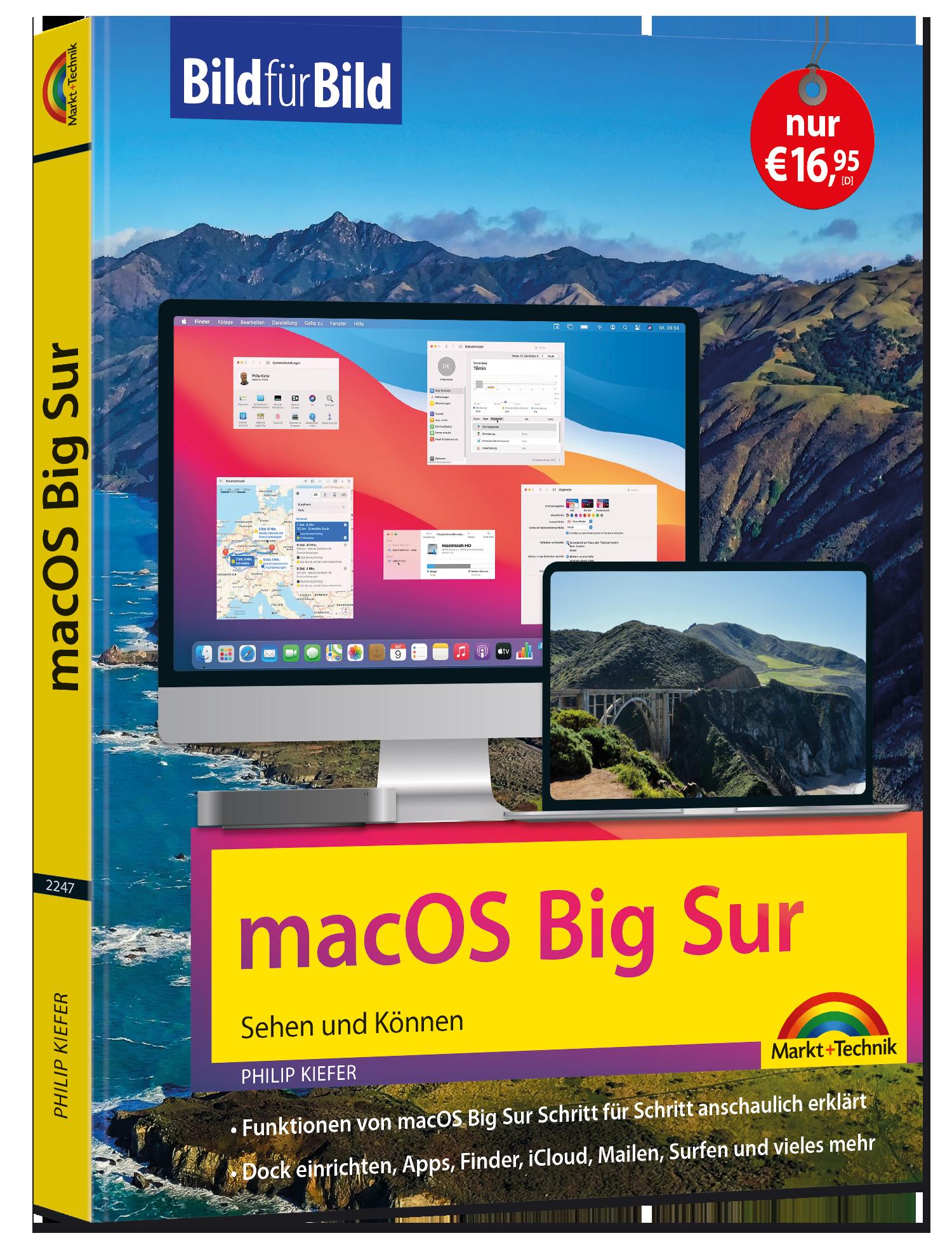 macOS Big Sur - Bild für Bild