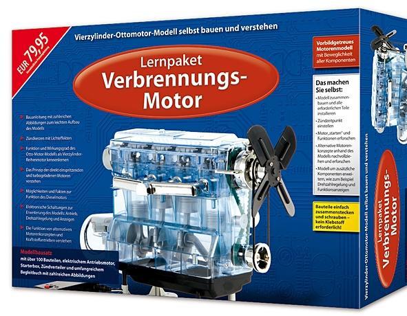 Lernpaket Verbrennungsmotor
