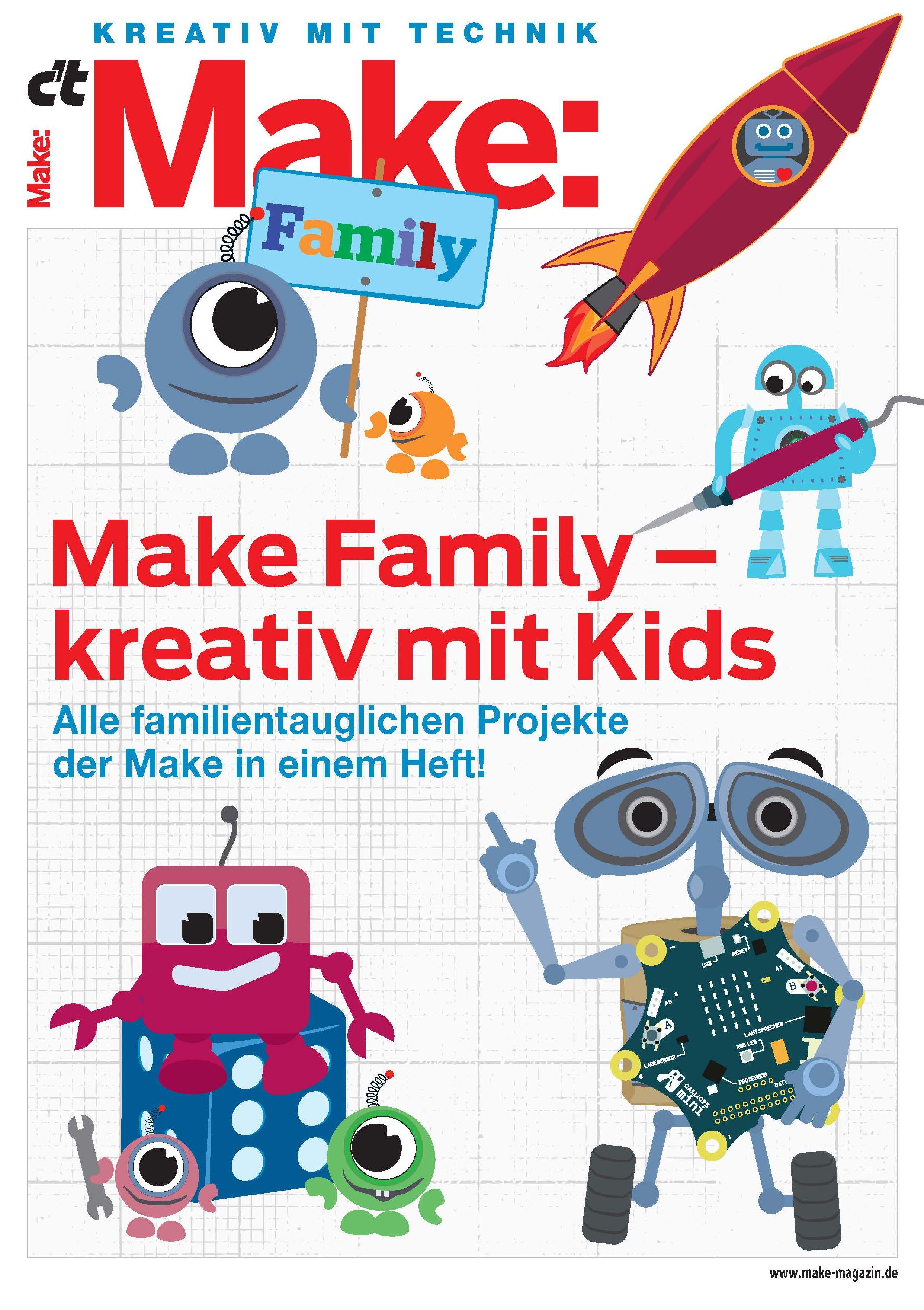 Make Family - kreativ mit Kids