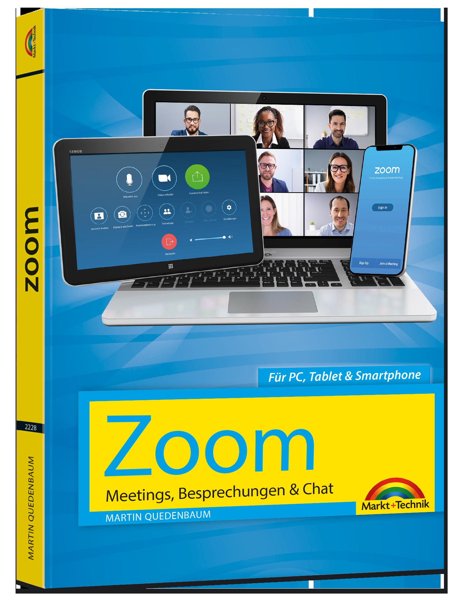 Zoom - für PC, Tablet & Smartphone