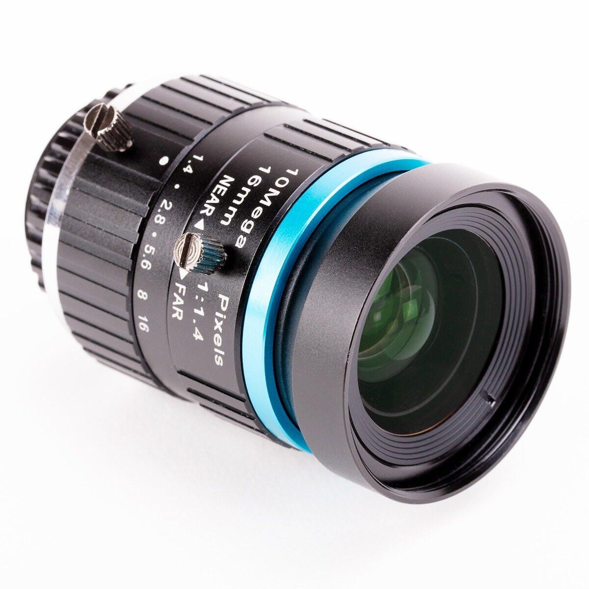 16mm Teleobjektiv, C-Mount