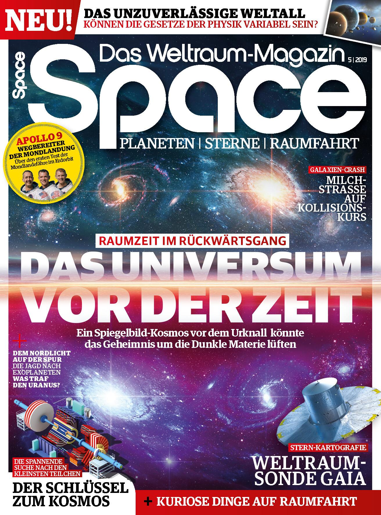Space Weltraum Magazin 05/2019