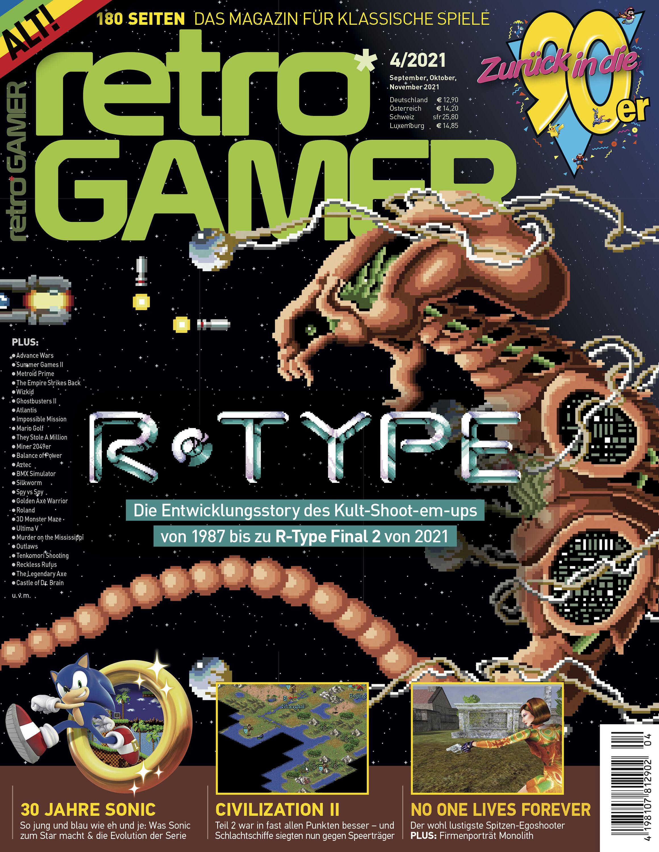 Retro Gamer 04/2021