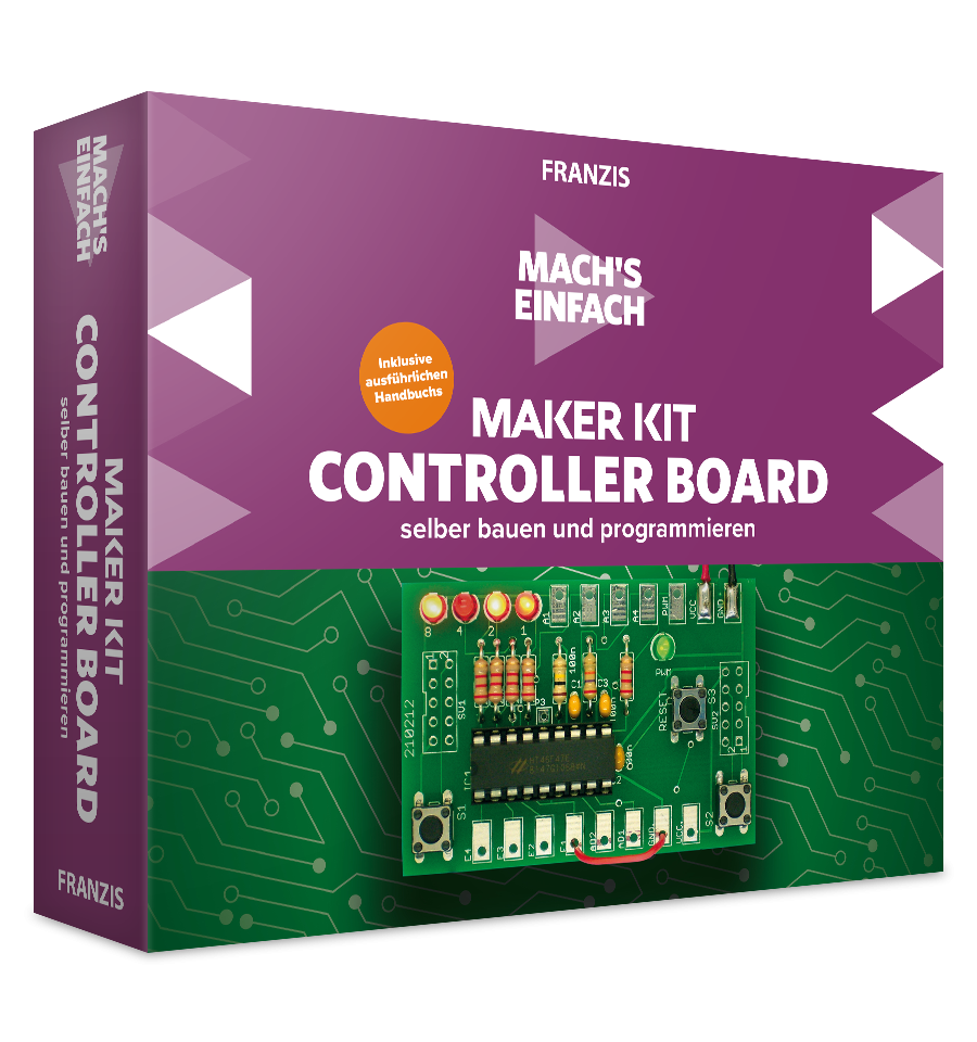 Mach's einfach: Maker Kit Controller Board