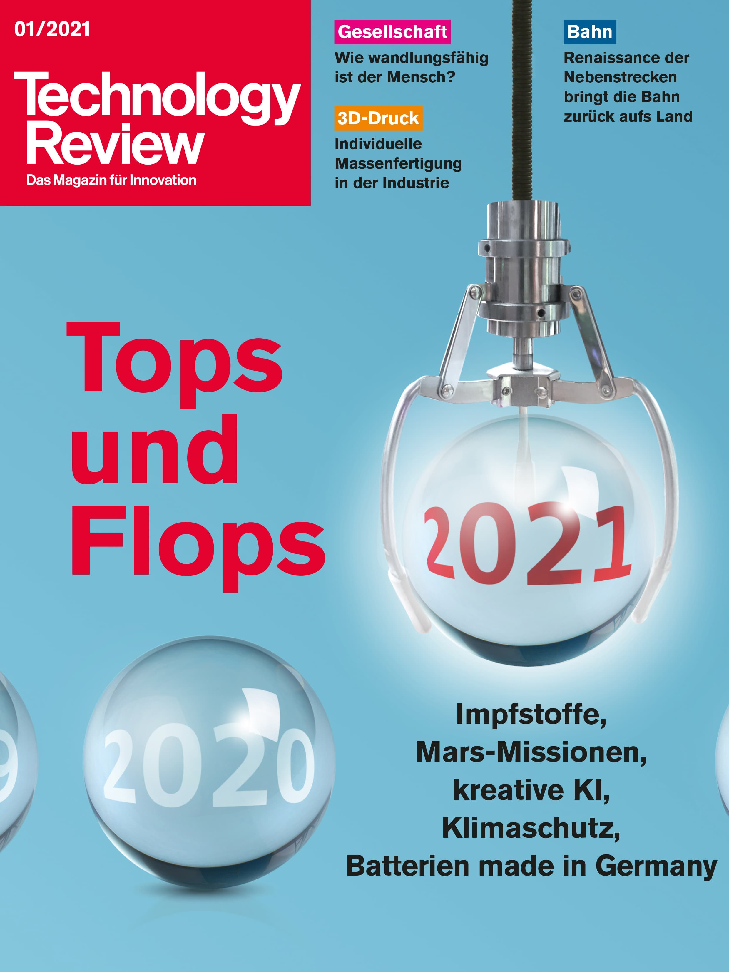 Technology Review 01/2021