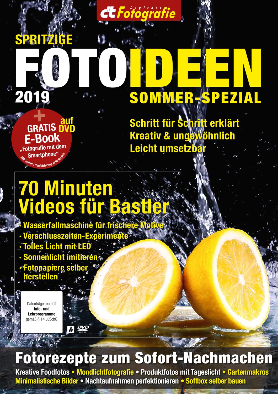 c't Digitale Fotografie - Sommer Spezial 7/2019