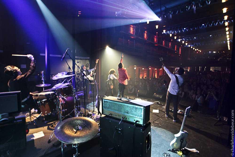 Die Band aus Montreal füllt in Nordamerika große Konzerthallen.