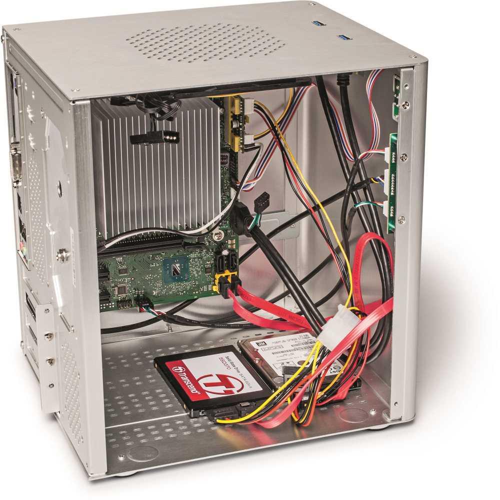Heim-Server im Selbstbau