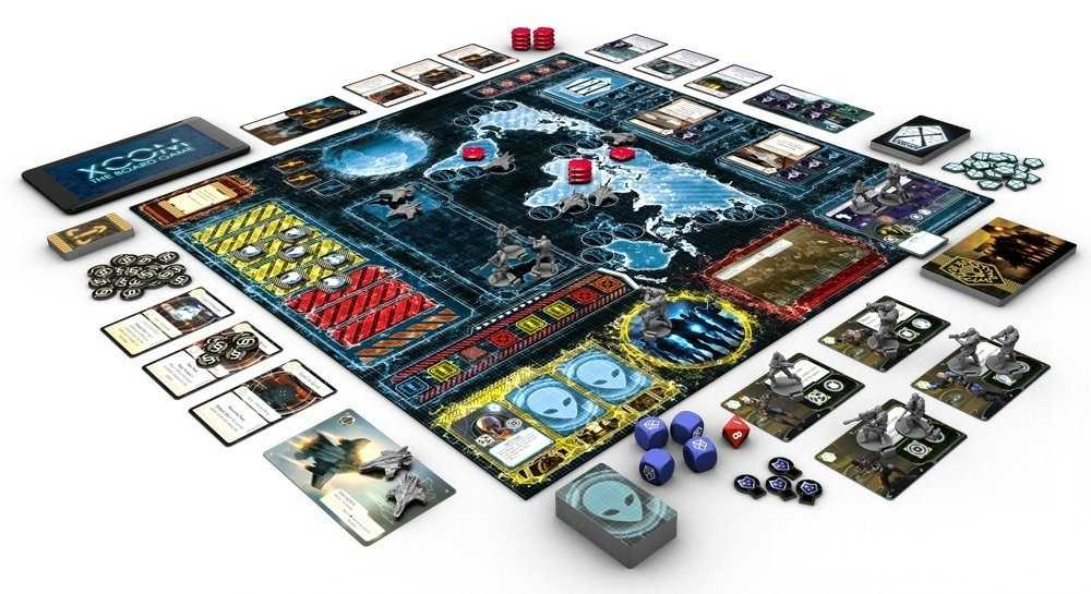 Spiele-Review: XCOM: Das Brettspiel, die Tabletop-Adaption des Strategieklassikers