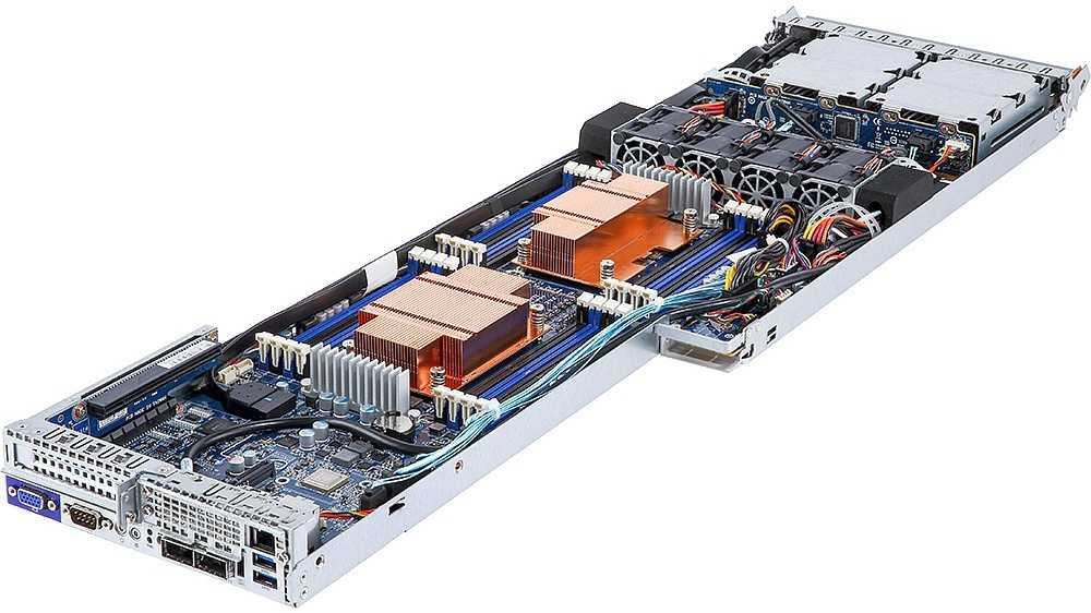 Gigabyte ARMv8 Cavium ThunderX H270-T70