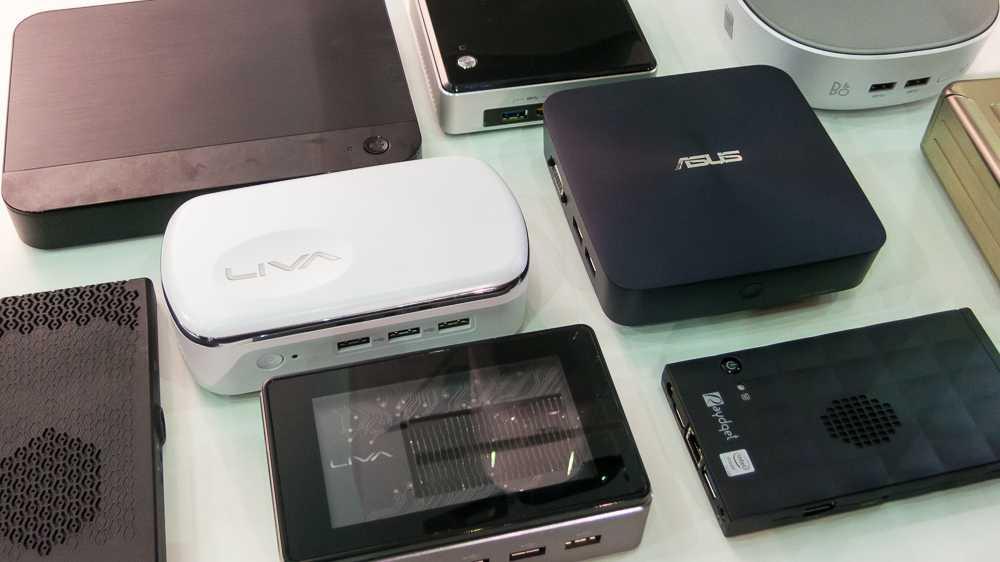 Computex: Mini-PC mit USB-Typ-C und 4K-Tauglichkeit