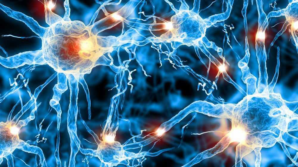 Neuronengeflacker