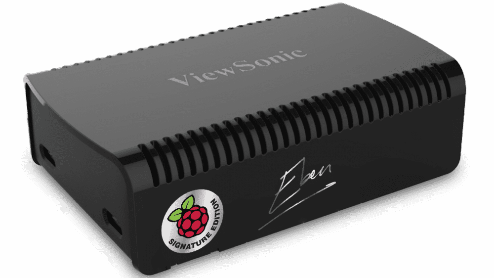 ViewSonic SC-T25: Thin Client auf Basis des Raspberry Pi 3