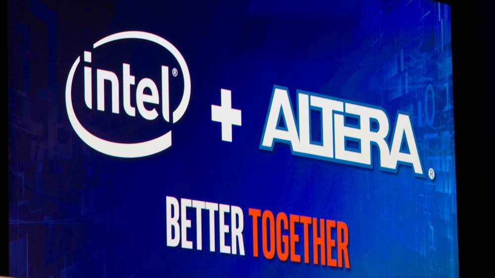 IDF: Die Zukunft von Altera-FPGAs bei Intel
