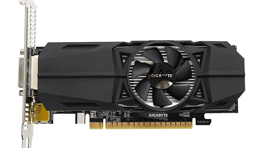 Gigabyte: Zwei Schrumpf-Grafikkarten der Serie GeForce GTX 1050/Ti