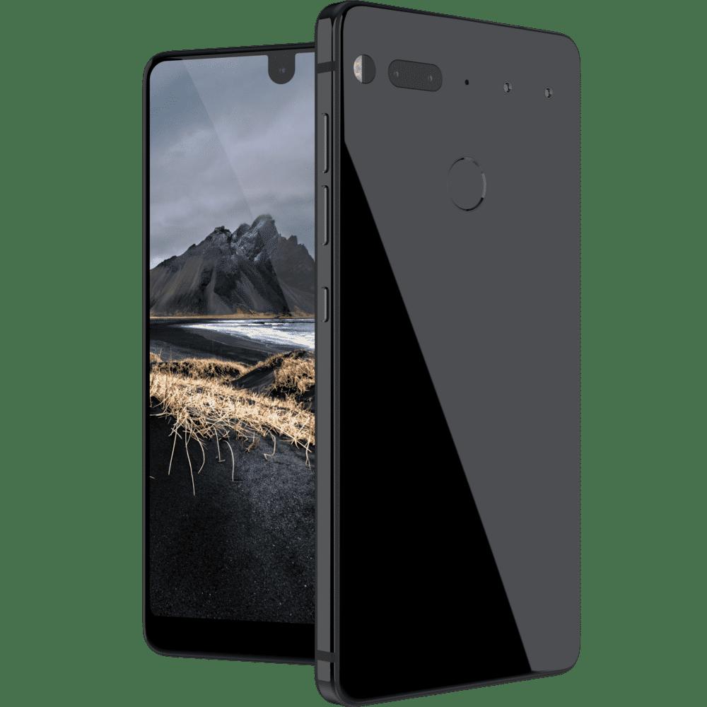 Essential Phone: Modulares Titan-Handy vom Android-Erfinder