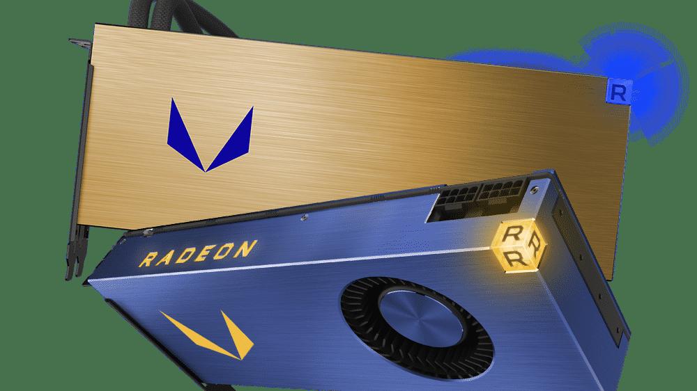 Deutsche Preise der Radeon Vega Frontier Edition: 1200 Euro mit Luftkühlung, 1750 Euro mit Wasserkühlung