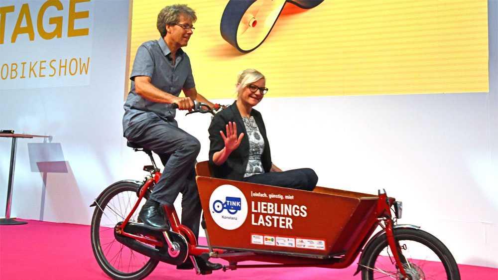 E-Bikes: 2,3 Millionen Haushalte haben ein Elektrofahrrad