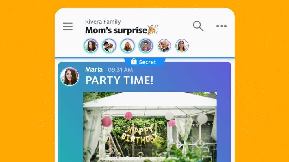 Yahoo Together: Neue App für Gruppenchats