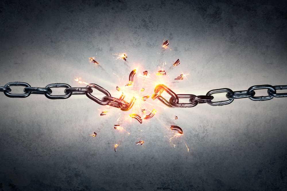 Freiheit, Kette, Zensur
