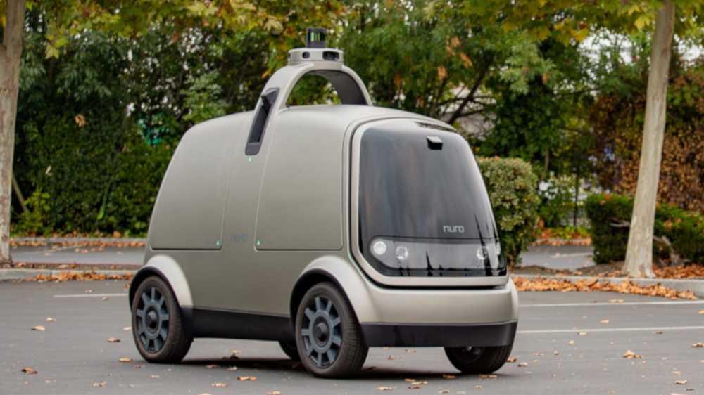 Roboterauto: Nuro.ai erhält Finanzspritze über 900 Millionen Dollar