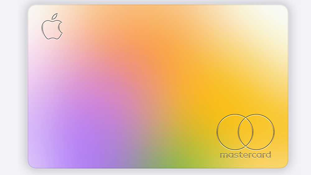 Apple Card: Apple führt Kreditkarte ein