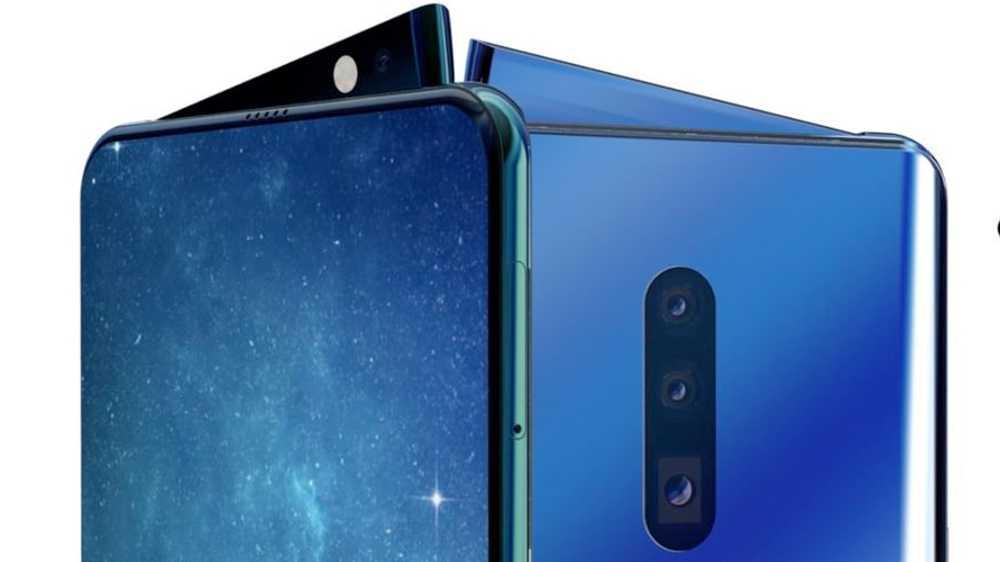 Oppo Reno: Smartphone mit Sharkfin und Superzoom