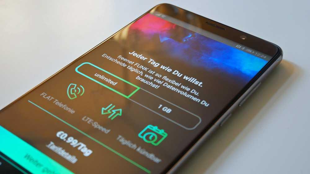 Freenet Funk: Mobilfunk und LTE-Flat für 1 Euro am Tag