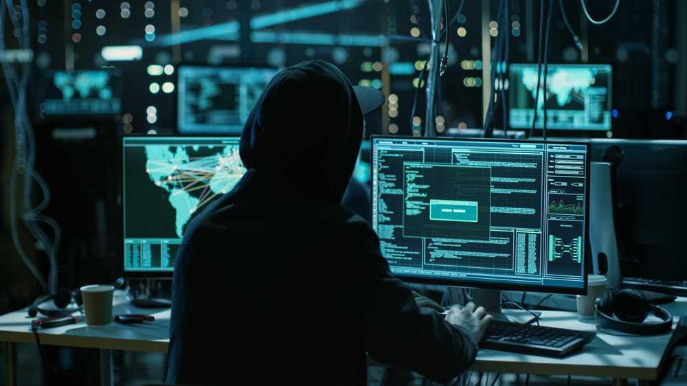 Malware-Attacken über Avalanche-Botnet: Drahtzieher vor Gericht