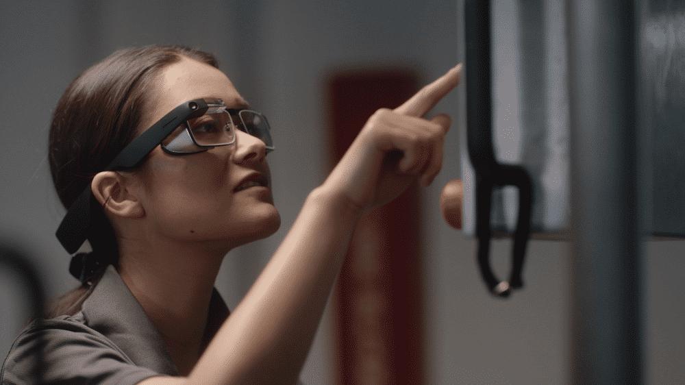 Google Glass: Zweite Version läuft mit Android Oreo