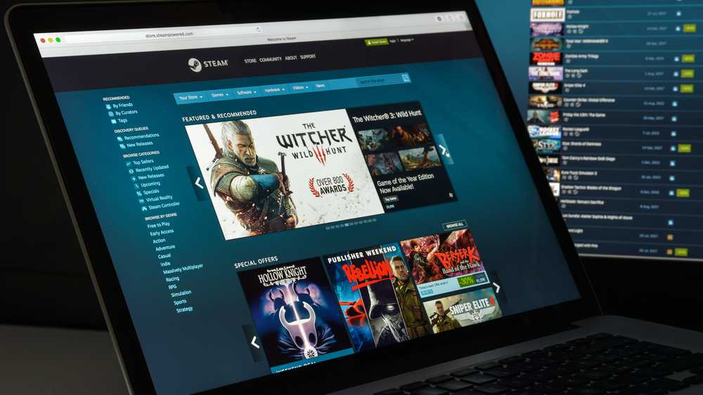 Steam stellt Ubuntu-Support ab Version 19.10 ein