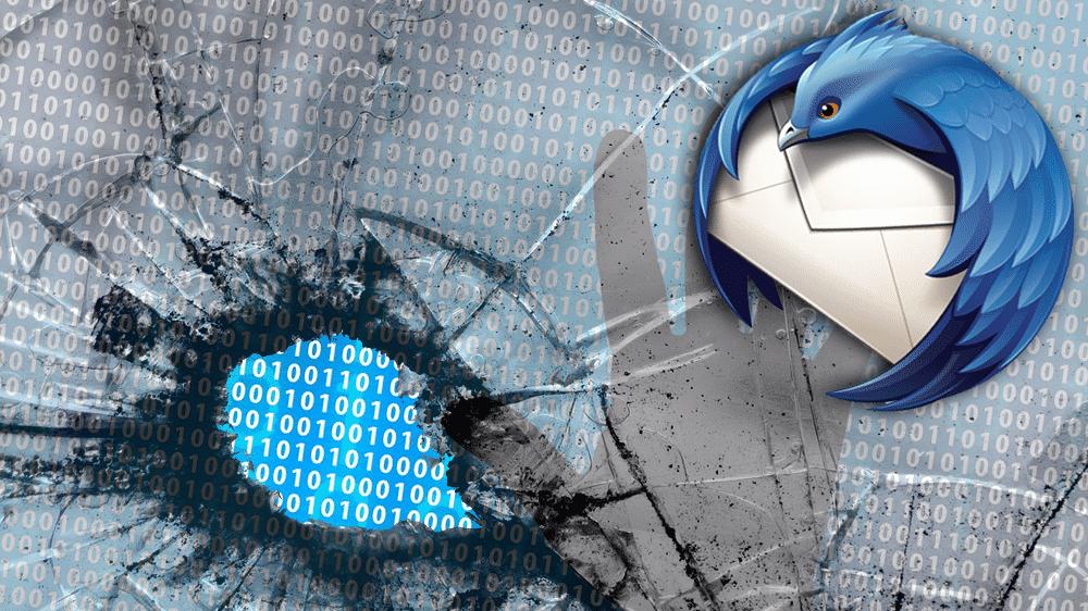 Thunderbird 60.7.2: Mozilla fixt gefährliche Lückenkombination