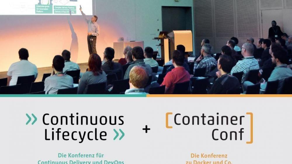 Live-Streaming von Continuous Lifecycle und ContainerConf
